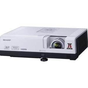 Sharp PG-D3050W Projector Rental