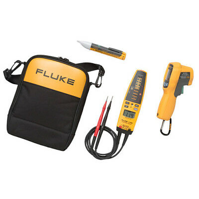 Fluke FL62MAX+/T+PRO/1AC IR Thermometer, Electrical Tester, VoltAlert