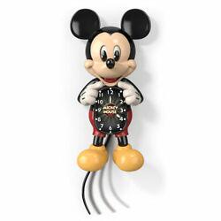 Disney Mickey Mouse Motion Cuckoo Clock Wall Decor