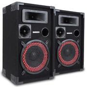 500W Speakers