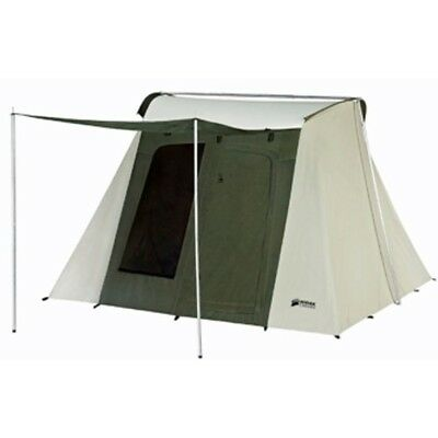 Photo Kodiak Canvas Tent - 6051 Six-Person 10 x 10 Ft. Tent - Hydra-Shield