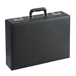 Attaché case Hard-sided with Combination Locks