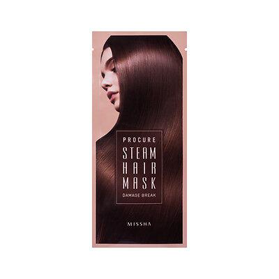 [MISSHA] Procure Damage Break Steam Hair Mask 30g - Korea Cosmetics