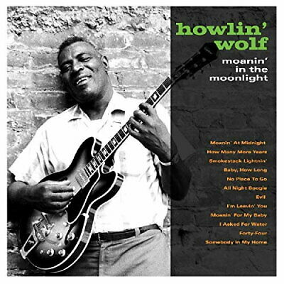 Howlin Wolf - Moanin' In The Moonlight (Vinyl) [New]