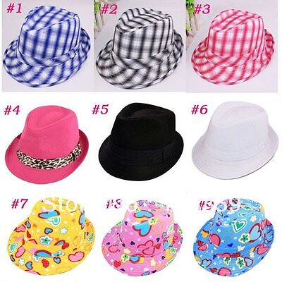 Baby, Kids, Children's and Toddler, Boys & Girls Fedora Hat - Free USA Shipping  - Fedora Hat Girl