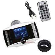 Bluetooth Car Kit FM Transmitter
