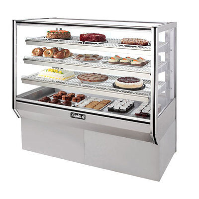 Leader 36 Commercial High Bakery Display Refrigerated Case Self Contained