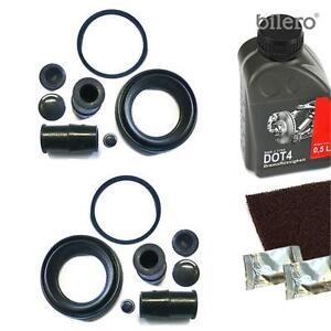 2x bremssattel reparatursatz rep satz dichtsatz vorne 48 for Kit per il portico anteriore