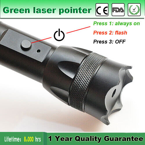 Astronomy 532nm GREEN Laser Pointer High Power Lazer Visible