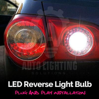 For Vw Pat B6 3c Xenon White Led Reverse Light Bulb Upgrade Kit