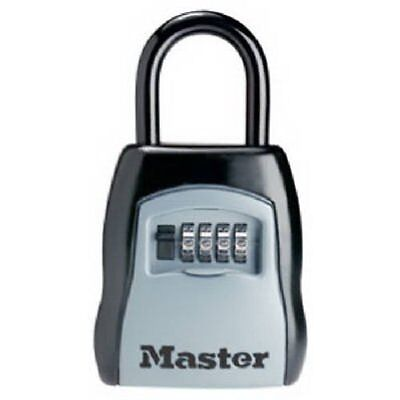 Master Lock Box Combination Security Key Storage Safe Real Estate Realtor Secure