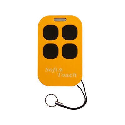 Multi-Frequency Cloning Remote Control Cloner 433 868 315 418 MHz Orange Colour