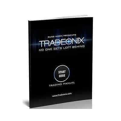 Russ Horn Tradeonix Trading System Hybrid Indicators Webinars