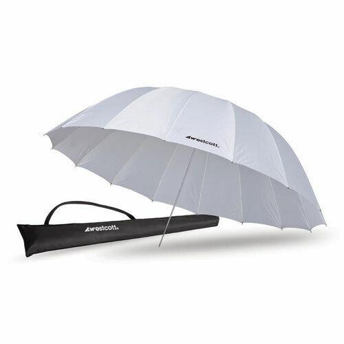Westcott 7ft White Diffusion Umbrella