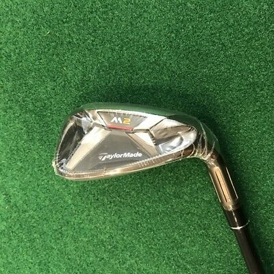 NEW TaylorMade 2016 M2 4-9+PW+AW Iron Set/Graphite REAX 65 R