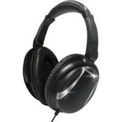 Maxell[r] 199840 Bass 13[tm] Over-ear Headphones With Microphone