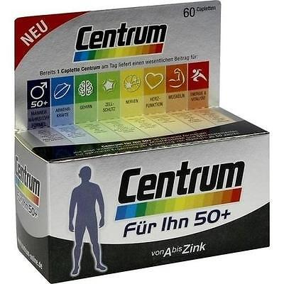 CENTRUM für Ihn 50+ Capletten 60 St PZN 10110913