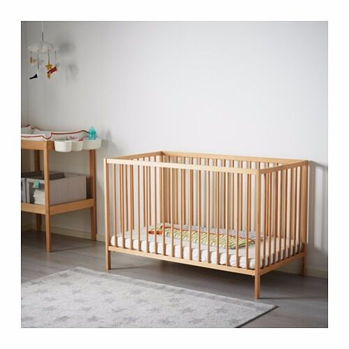 IKEA SNIGLAR Cot, beech plus mattress,fitted sheet,baby duvet40in Canonmills, EdinburghGumtree - IKEA SNIGLAR Cot, beech plus mattress,fitted sheet,baby duvet £40 Set is in a very good condition,highly recommended Have also for sell childrens table with 2 small chairs, changing table,changing mat and shelf, selling all separately but in sets...