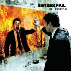 SENSES FAIL LET IT ENFOLD YOU NEW VINYL