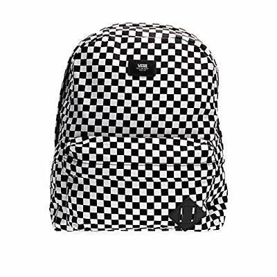 Old Skool III Backpack Black-White Check