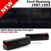 87-93 Mustang Tail Lights