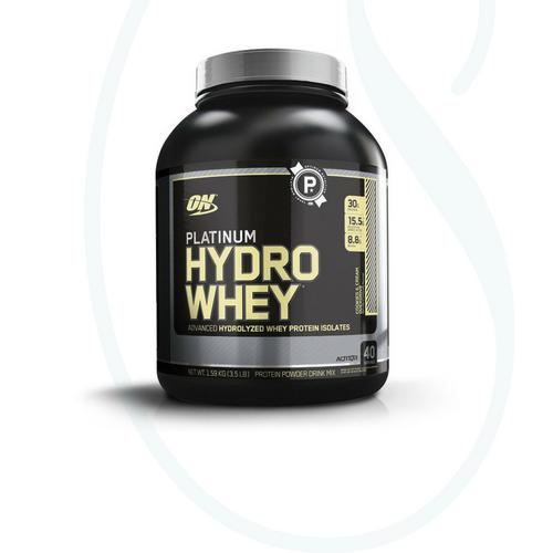 Optimum Nutrition PLATINUM HYDRO WHEY   3.5 LBS   7 Flavors