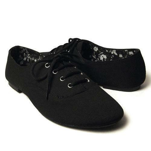 Toms Fabric Lace Up Shoes