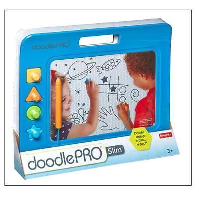 Mattel CHH59 Zaubermaltafel Doodle Pro slim, blau