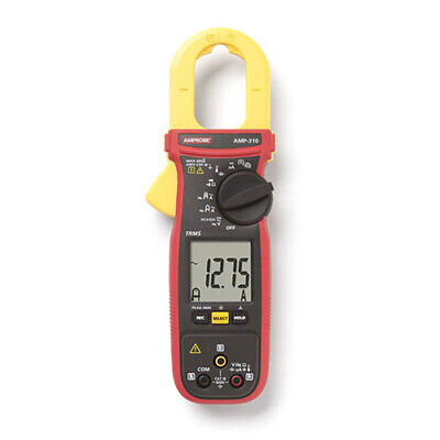 Amprobe Amp-310 600a Ac Trms Hvac Clamp Multimeter With Motor Testing