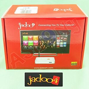 JADOO TV 4 BRAND NEW  WITH FREE AIR MOUSE NO TAX