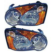Subaru Impreza Headlight
