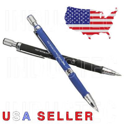 2mm Lead Holder Mechanical Sketch Drawing Pencil & Sharpener  Art Charcoal (Art Charcoal)