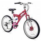 Direct/Linear Pull (V-Brakes) Steel Frame Girls Bikes