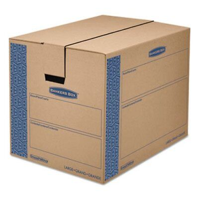 6pk Movingstorage Boxes Extra Strength Large 18w X 24d X 18h