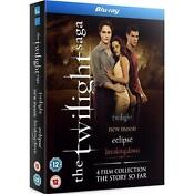 Twilight Blu Ray Box Set