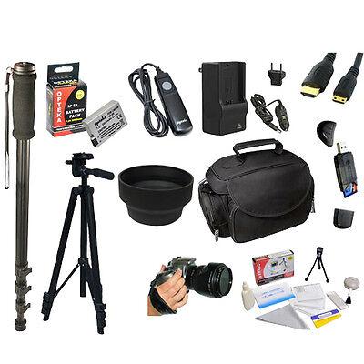 Fundamentals Accessory Kit for Canon EOS Rebel T2i