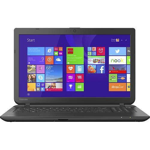 "New Toshiba Satellite 15.6"" Laptop Intel  2.16GHz 4GB Memory 500GB HDD DVD Win 8"