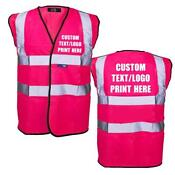 Personalised Hi Vis Vest