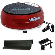 vibrapower max 2 vibration power plate exercise machine