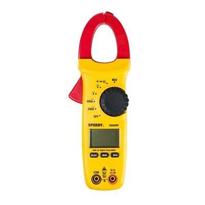 Sperry Instruments Dsa500a Digital Snap-around Clamp Meter 5 Function 9 Range