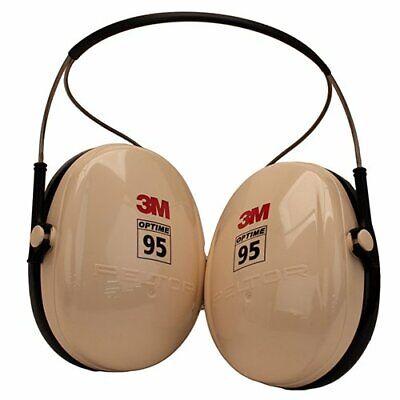 Optime 95 Earmuffs - Peltor Lowest Profile Backband Hearing Prot