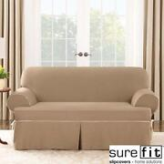 Loveseat Slipcover T Cushion