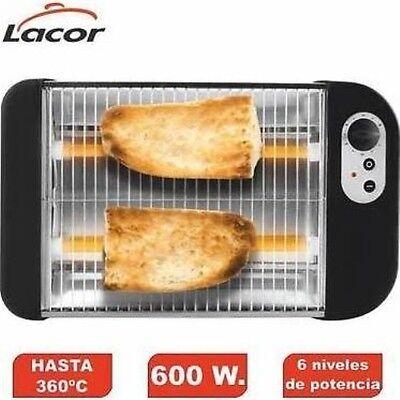 Tostadora de pan horizontal Lacor 69163