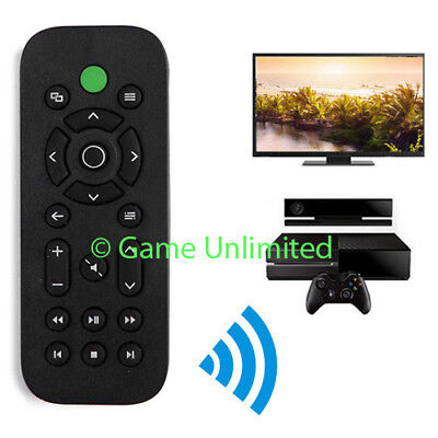 Wireless Media Remote Control For Microsoft Xbox One / Xbox One S / Xbox One X