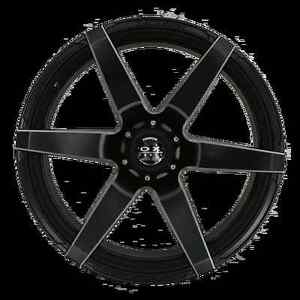 "20"" OX WHEEL OXV07 WHEEL PACKAGE 4X4 (FORD,TOYOTA,NISSAN) Ferntree Gully Knox Area Preview"