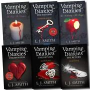 Vampire Diaries Books