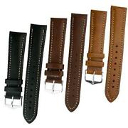 Leather Strap and Buckle