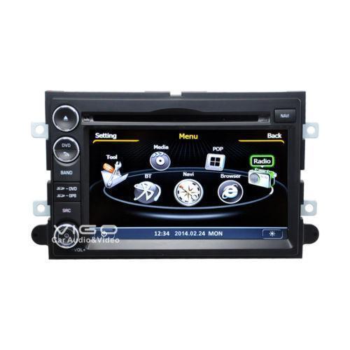Ford Edge Stereo  Parts  U0026 Accessories