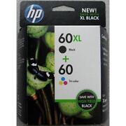 HP 60XL Genuine