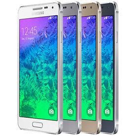Samsung Galaxy Alpha G850F Android Smartphone Handy 32GB LTE 4G 12MP Kamera